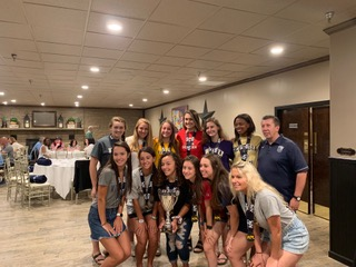Good luck to our 2019 PDA South Girls Seniors off to the next chapter !!